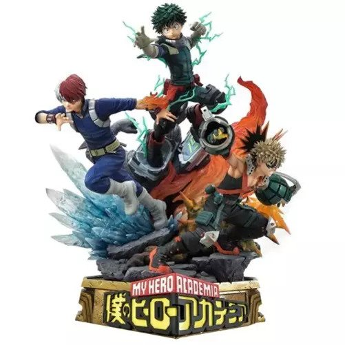Top Geeky Collectables - My Hero Academia Quarter Scale Statue - Prime 1 Studio 1:4 Scale Statue