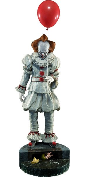 Pennywise Statue - Statue by Prime 1 Studio - Stephen King's IT