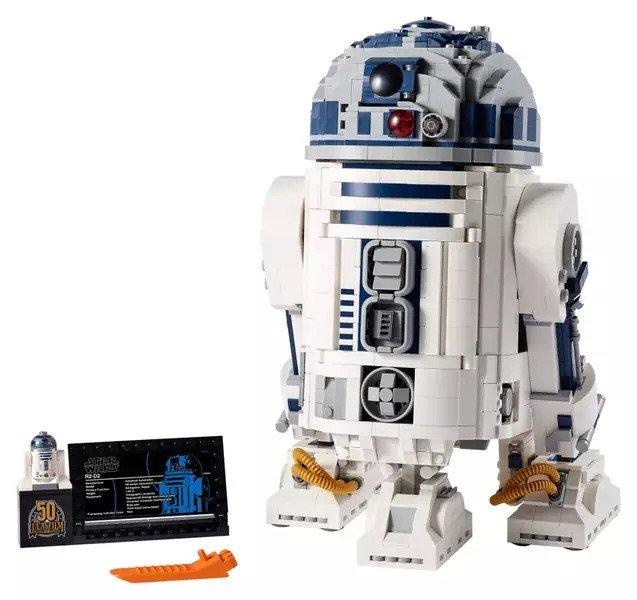 R2-D2 LEGO Droid Figure 75308