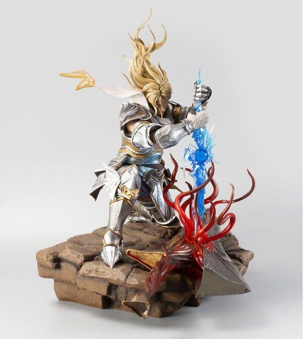 Soulcalibur VI Soul Embrace Siegried - 1:4 Scale Statue by PureArts