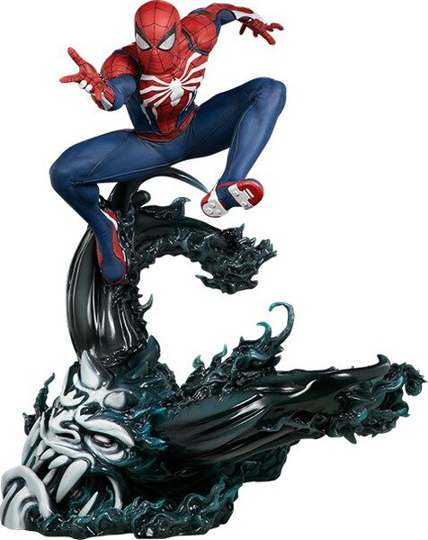 Top Geeky Collectables - Spider-Man Advanced Suit 1:3 Scale Statue by PCS