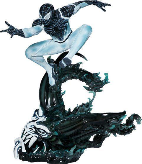 Spider-Man Negative Zone Suit 1:3 Scale Statue by PCS