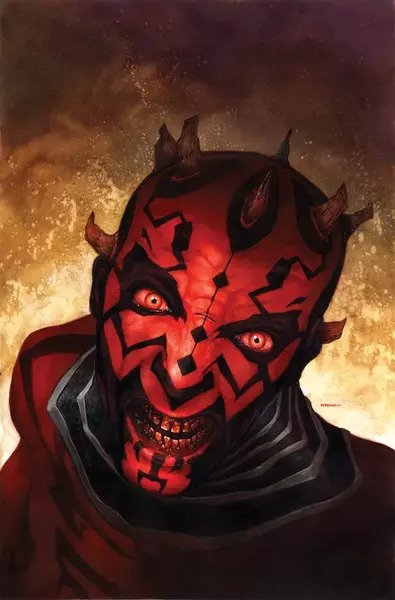 Star Wars: Darth Maul: Death Sentence (Titan Edition) - Titan Books - Tom Taylor - Bruno Redondo