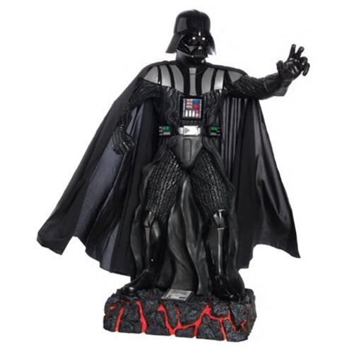 Star Wars Darth Vader Life-Size Statue by Rubies