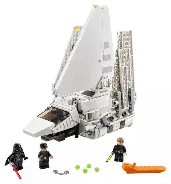 Star Wars LEGO Imperial Shuttle 75302