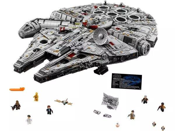 Star Wars LEGO Millennium Falcon 75192