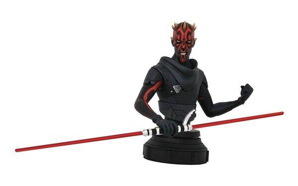 Star Wars Rebels Darth Maul statue - 1:7 Scale Mini-Bust by Diamond Select