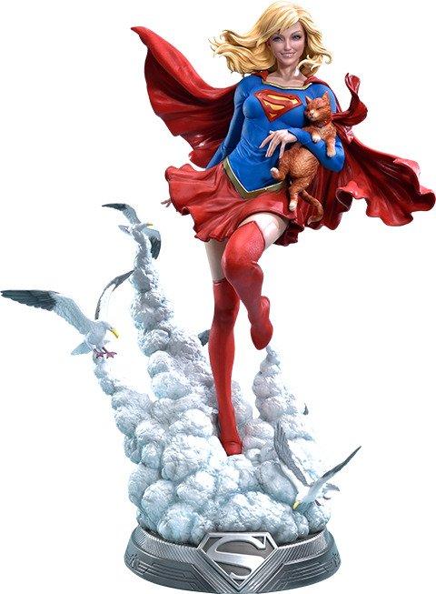 DC Comics Supergirl 1:3 Scale Statue by Prime 1 Studio