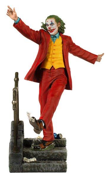 The Joker Statue by Iron Studios - Joaquin Phoenix