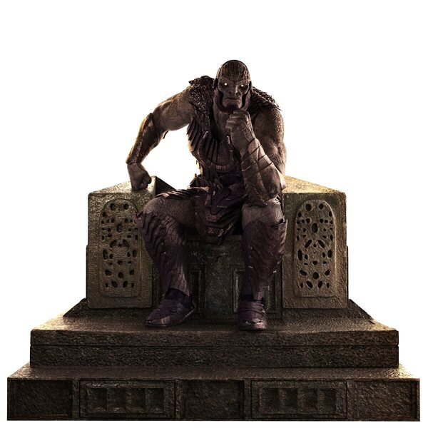 Zack Snyder's Justice League Darkseid 1:4 Scale Statue by WETA Workshop
