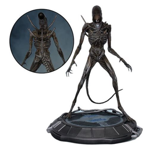 Alien Covenant Xenomorph 1:4 Scale Statue by Hollywood Collectibles Group
