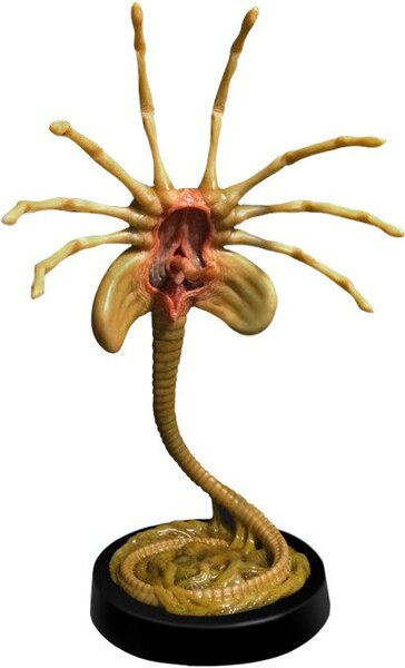 Aliens Facehugger Prop Replica by Hollywood Collectibles Group