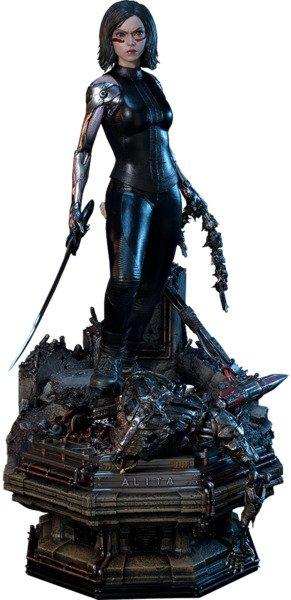 Top Geeky Collectables - Alita: Battle Angel - Alita Berserker body - Deluxe Version  1:4 Scale Statue - by Prime 1 Studio