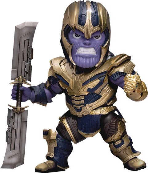 Armored Thanos Action Figure Beast Kingdom EAA-079 Avengers: Endgame