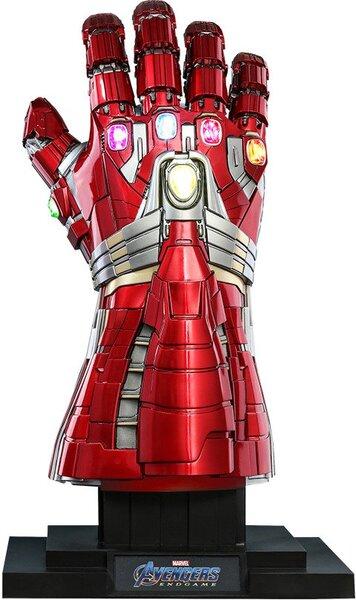 Avengers Endgame Hulk Nano Gauntlet Life-Size Replica by Hot Toys
