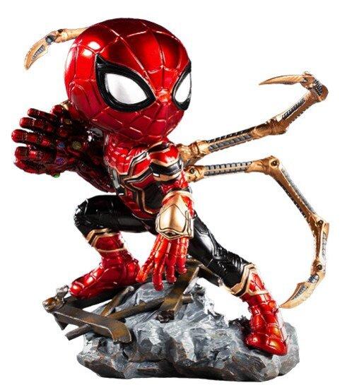 Avengers: Endgame - Mini Co Iron Spider Collectible Figure by Iron Studios