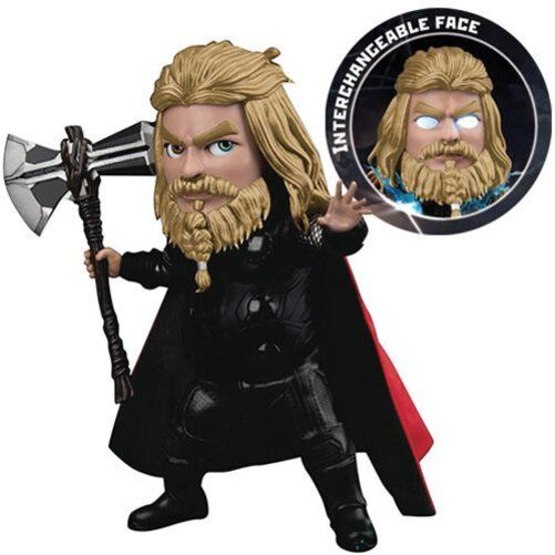 Avengers: Endgame Thor Action Figure by Beast Kingdom EAA-103