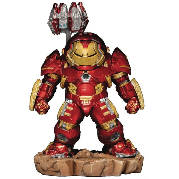Beast Kingdom Hulkbuster Figure - Marvel Avengers: Age of Ultron - MEA-028 Action Figure