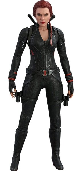 Black Widow Avengers: Endgame - Sixth Scale Figure by Hot Toys - Movie Masterpiece Series