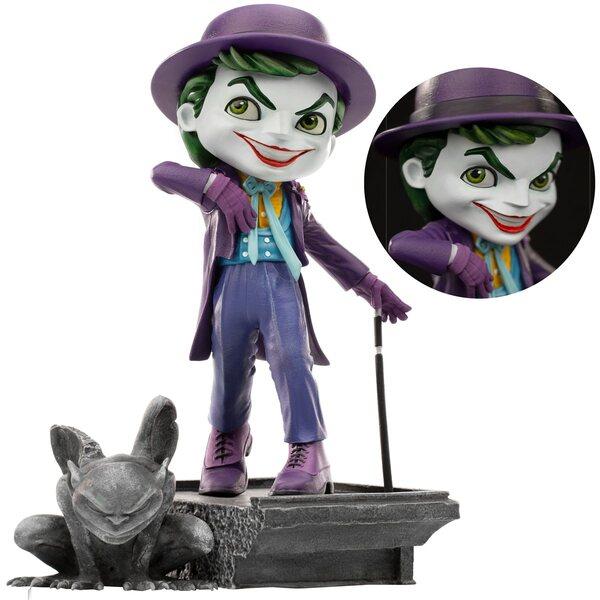 Batman 1989 Joker Vinyl Figure by MiniCo