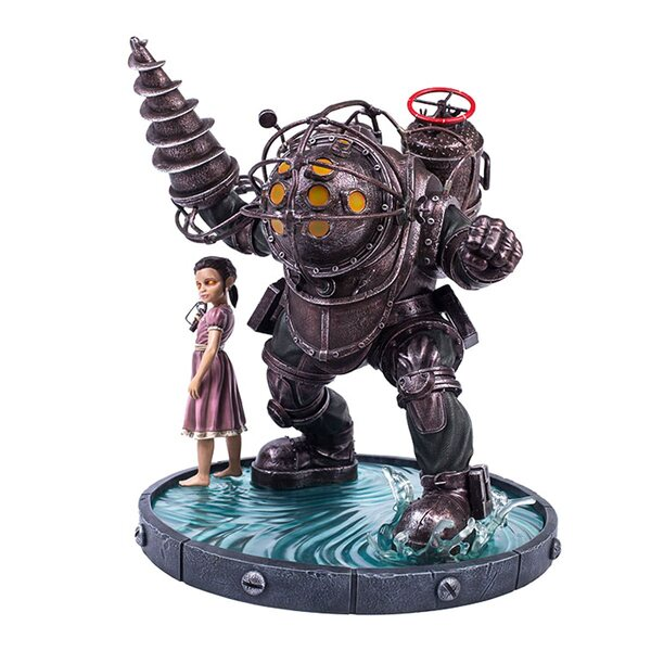 BioShock Big Daddy Bouncer Statue by Gaming Heads