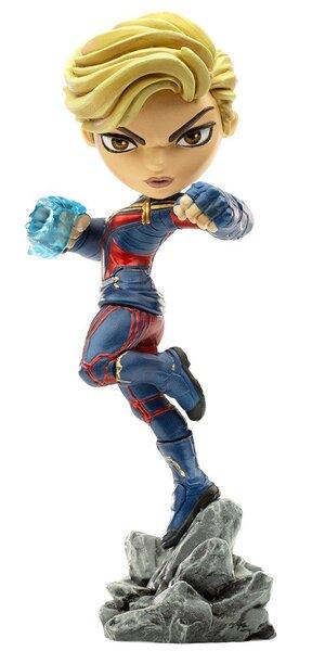 Captain Marvel Mini Co Collectible Figure by Iron Studios