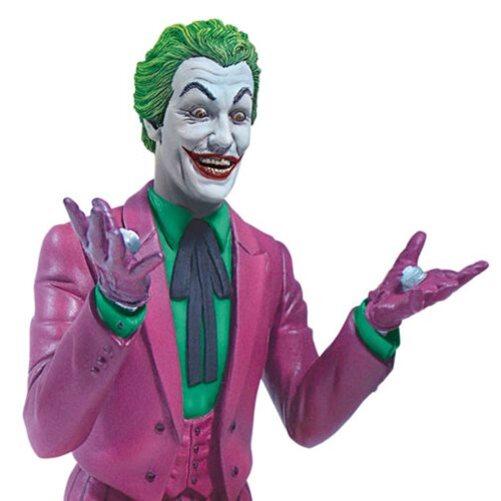Cesar Romero Joker Model Kit 1966 Batman TV Series by Moebius Models