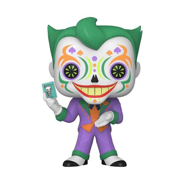 DC Comics Funko Pop! Vinyl Figures - Dia de los - Day of the Dead   Joker