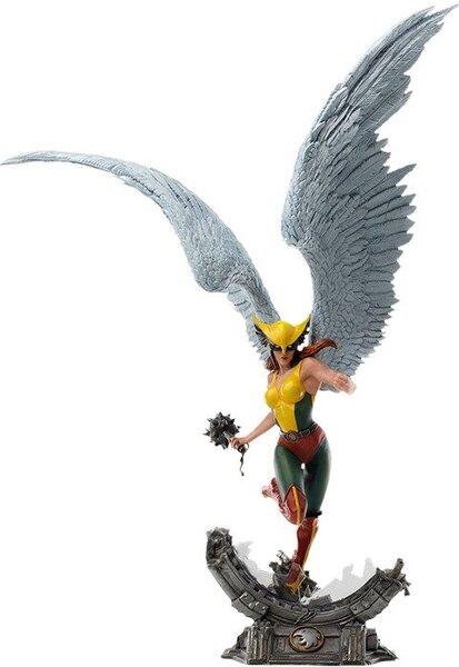 DC Comics Hawkgirl Statue by Iron Studios