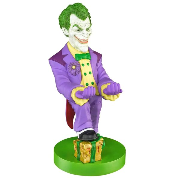 DC Comics Joker 8 Inch Controller and Smartphone Stand by Cable Guys