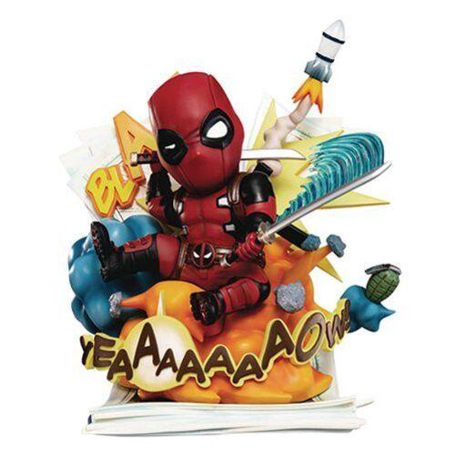 Deadpool Cut Off The Fourth Wall figure by Beast Kingdom EA-039 Statue