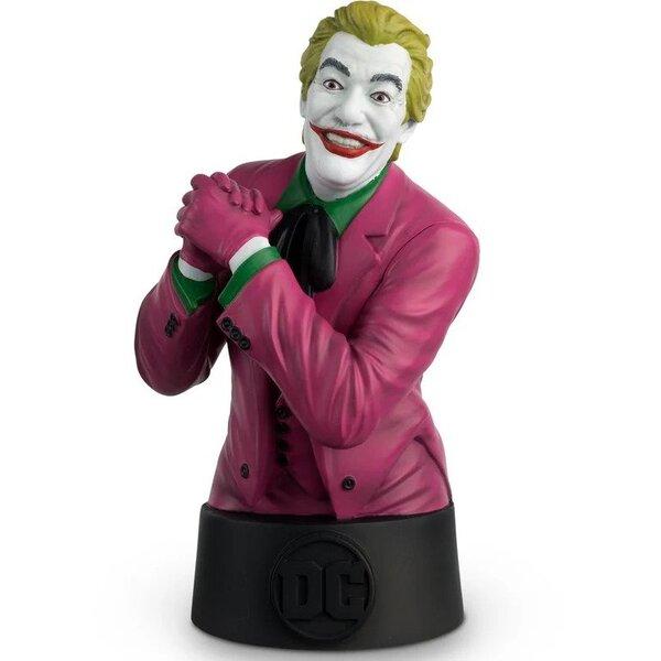 Eaglemoss Cesar Romero - DC Comics The Joker Bust - Classic TV Series
