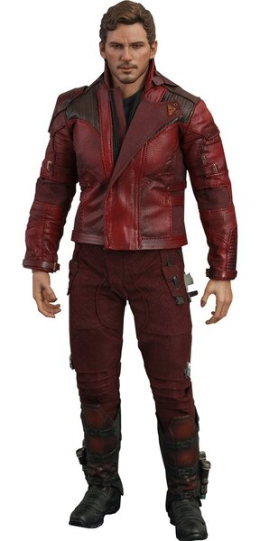 Guardians of the Galaxy Star-Lord - Sixth Scale Figure by Hot Toys Avengers: Infinity War - Movie Masterpiece Series