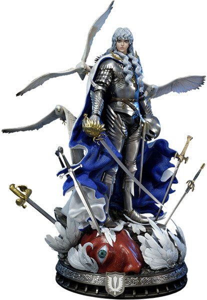 Berserk - Griffith The Falcon of Light - Statue by Prime 1 Studio