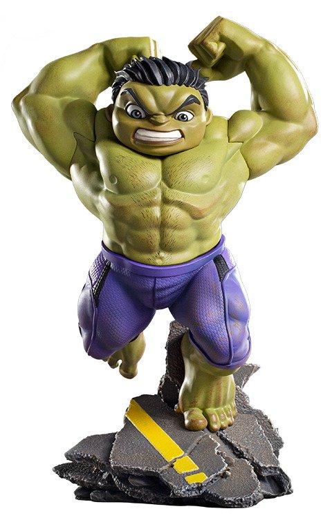 Hulk Mini Co Collectible Marvel Figure by Iron Studios