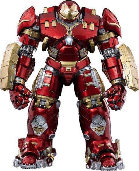 Hulkbuster Iron Man Mark XLIV DLX Collectible Figure Series Avengers: Infinity Saga