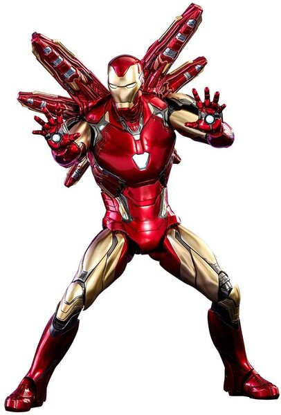 Iron Man Mark LXXXV Sixth Scale Figure by Hot Toys - Avengers: Endgame - Movie Masterpiece Series