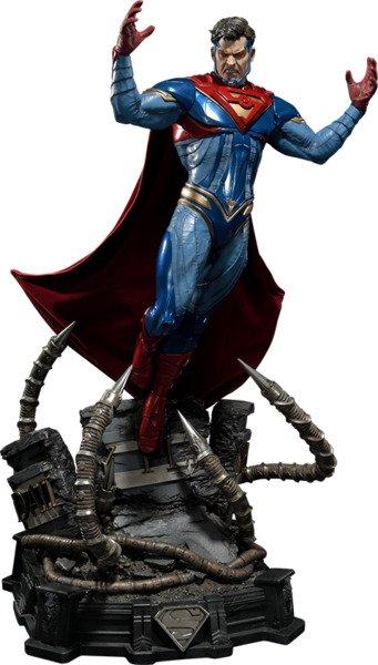 Injustice 2 Superman  1:4 Scale Statue by Prime 1 Studio
