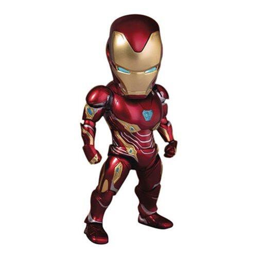 Iron Man MK 50 Action Figure by Beast Kingdom Avengers Infinity War EAA-070