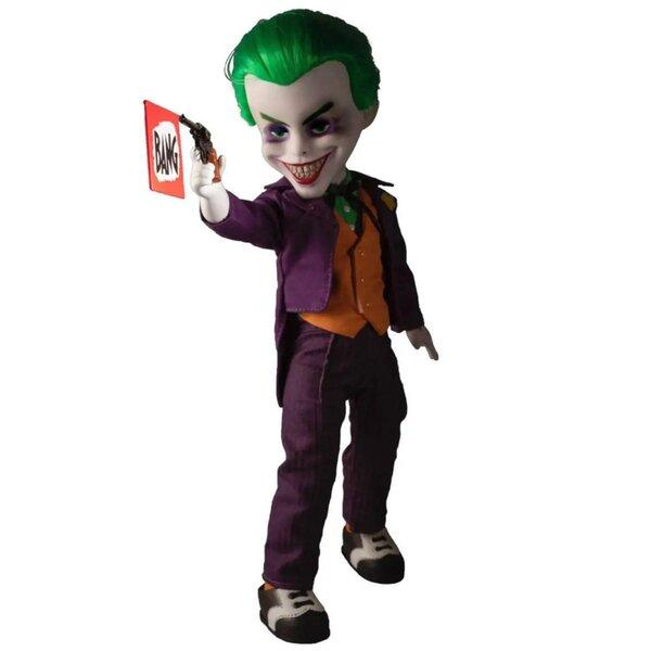 Living Dead Dolls Joker by Mezco DC Universe