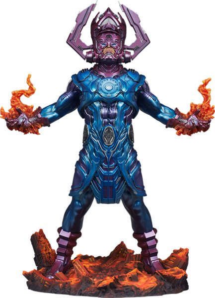 Marvel Comics Galactus Maquette by Sideshow Collectibles