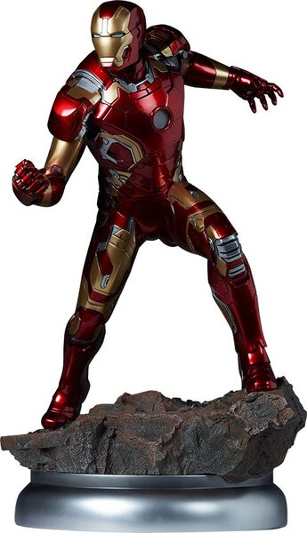 Marvel Iron Man Mark XLIII Statue by Sideshow Collectibles