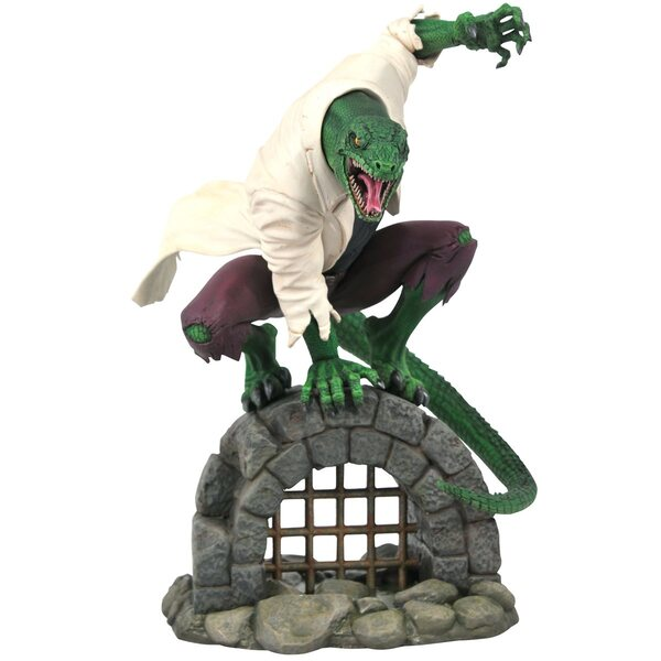 Marvel Premier Collection Lizard 1:7 Scale Statue by Diamond Select