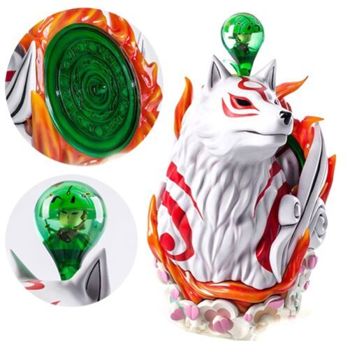 Okami Amaterasu Life-Size Bust by   First 4 Figures