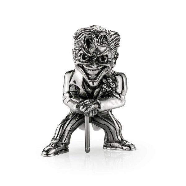 Pewter Joker 5cm Mini Figurine by Royal Selangor DC Comics
