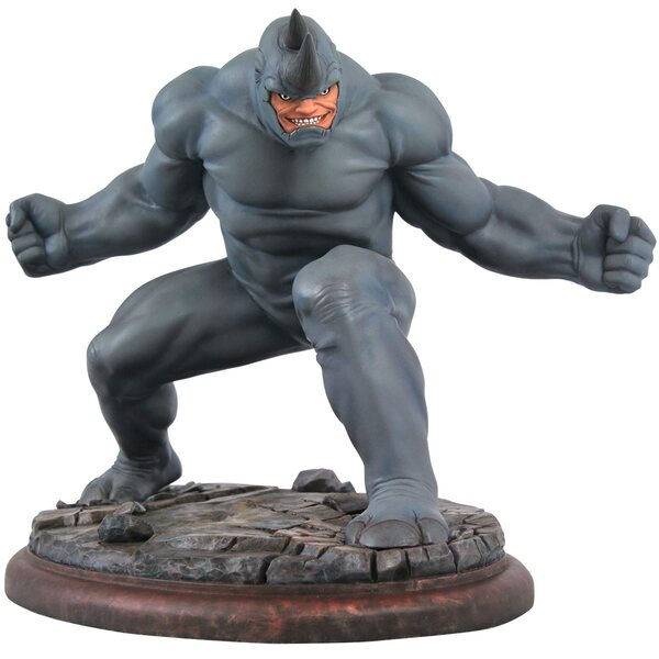 Rhino Statue by Diamond Select Marvel Premier Collection - Spider-Man, Marvel