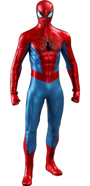 Spider-Man MK IV Suit Spider Armor - Sixth Scale Figure by Hot Toys - Video Game Masterpiece Series