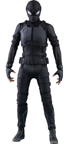 Stealth Suit Spider-Man - Far From Home Sixth Scale Figure by Hot Toys - Movie Masterpiece Series