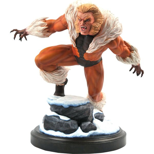 Sabretooth X-Men Statue by Diamond Select Marvel Premier Collection