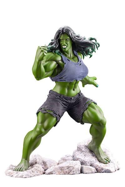 She-Hulk ARTFX Statue by Kotobukiya Marvel Universe